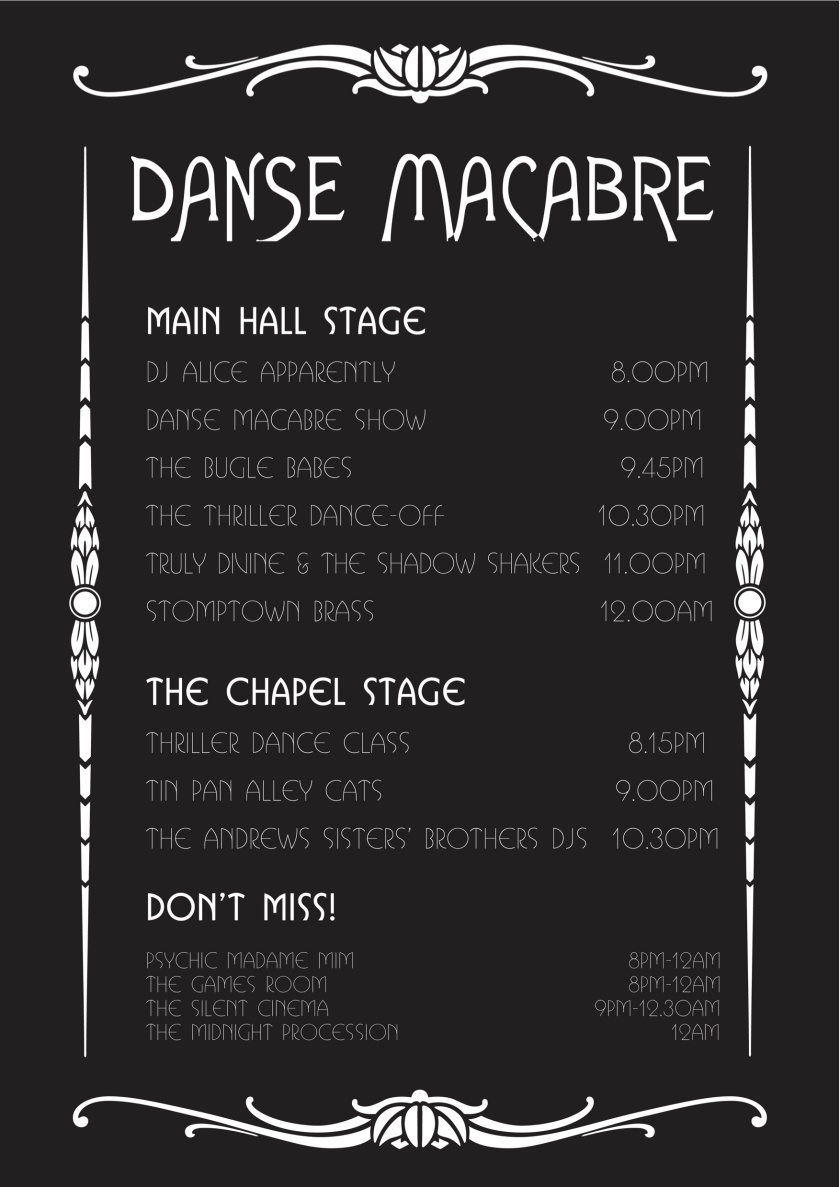 Stage Danse Macabre